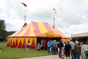 cirkus mascot 2017