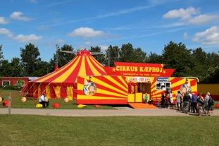 cirkus flik flak